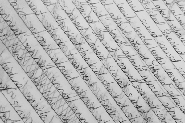 Writing about me without me.